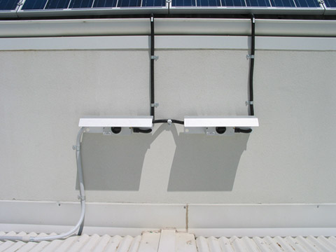 EcoSouth protected roof top isolators