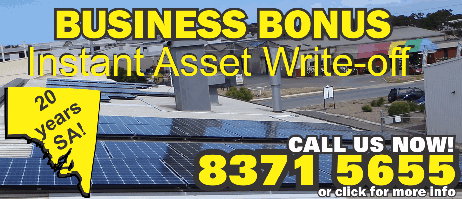 Business - tax deduction for commercial solar