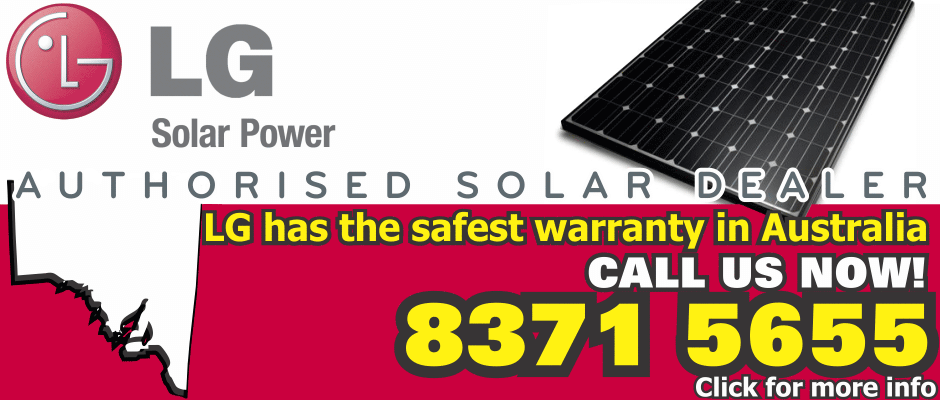 LG Solar Power - Authorised Solar Dealer